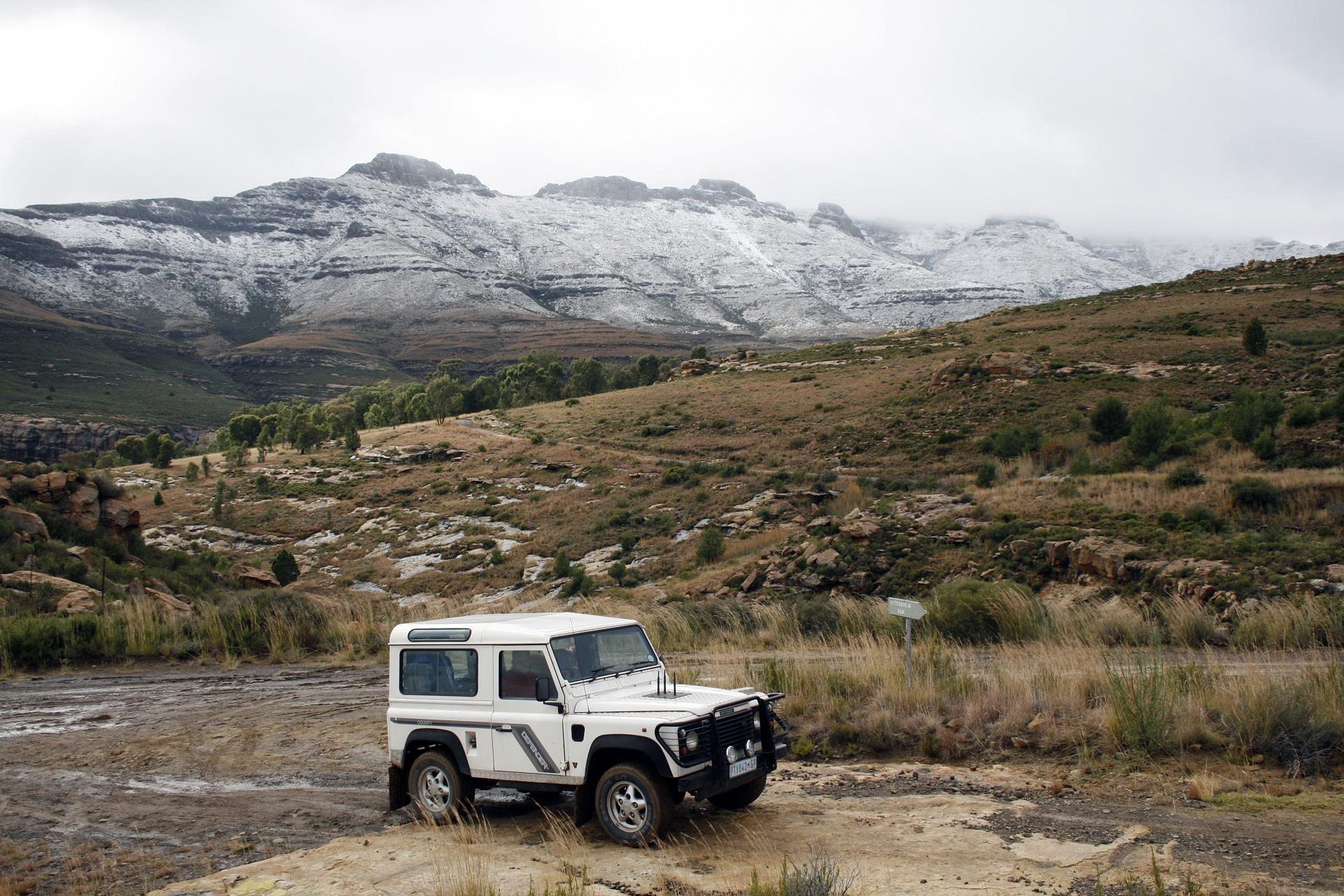 neumáticos para ruta de montaña