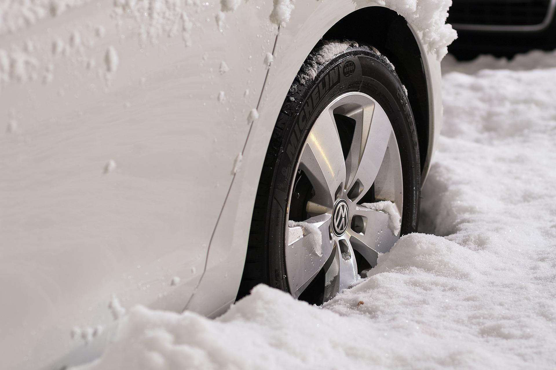 neumáticos hielo