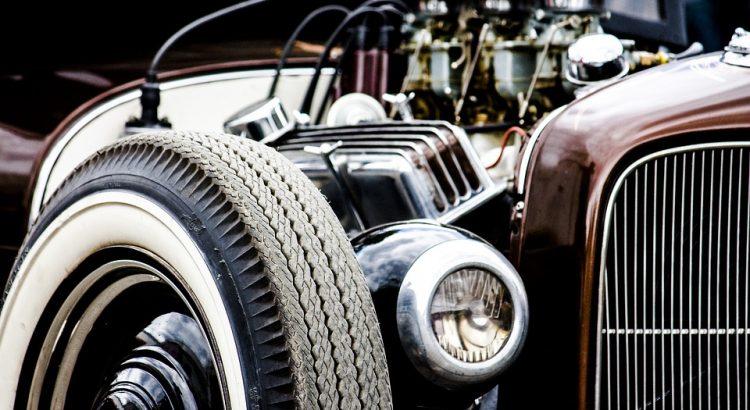 evolución de los neumáticos