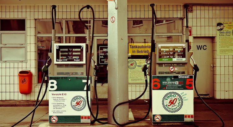 consumo de gasolina por kilómetro