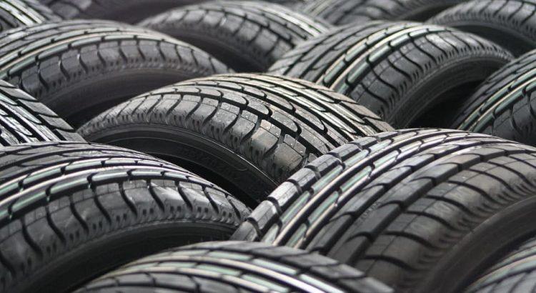 Cómo se reciclan los neumáticos usados