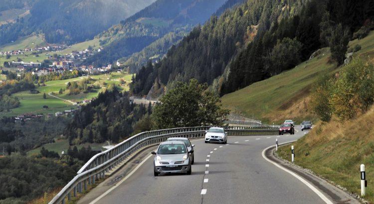 cómo conducir un coche automático en puerto de montaña