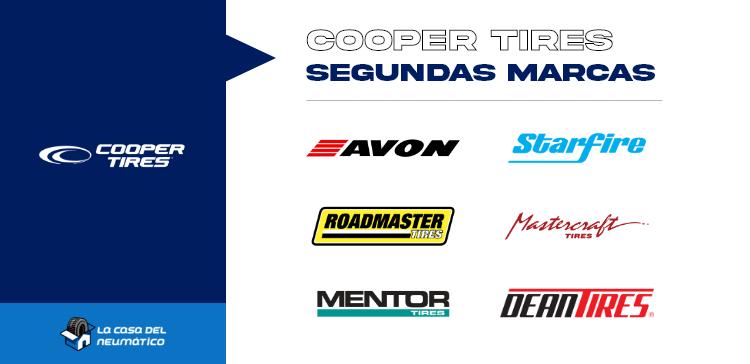 Segundas Marcas Cooper Tyres