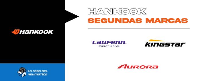 Segundas marcas Hankook