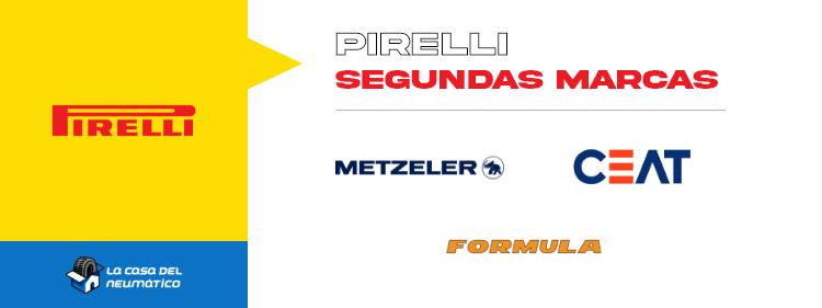 Pirelli Marcas