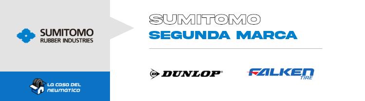 segundas marcas Sumimoto