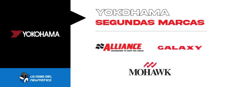 segundas marcas Yokohama