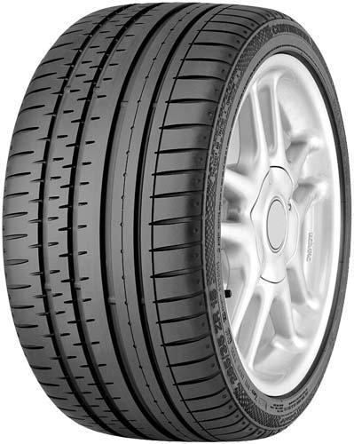 Neumático CONTINENTAL SPORTCONTACT2 195/40R16 80 W