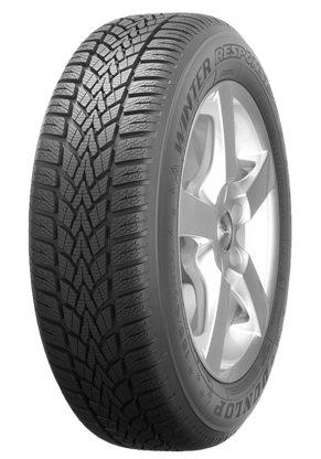 Neumático DUNLOP WINTER RESPONSE 2 195/60R15 88 T
