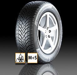 Neumático CONTINENTAL WINTER CONTACT TS850P 225/45R18 95 V