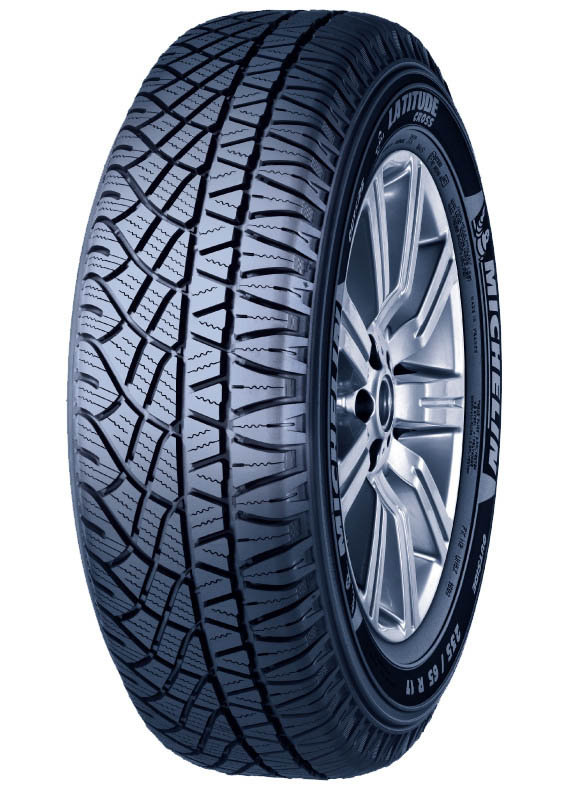 Neumático MICHELIN LATITUDE CROSS 265/65R17 112 T