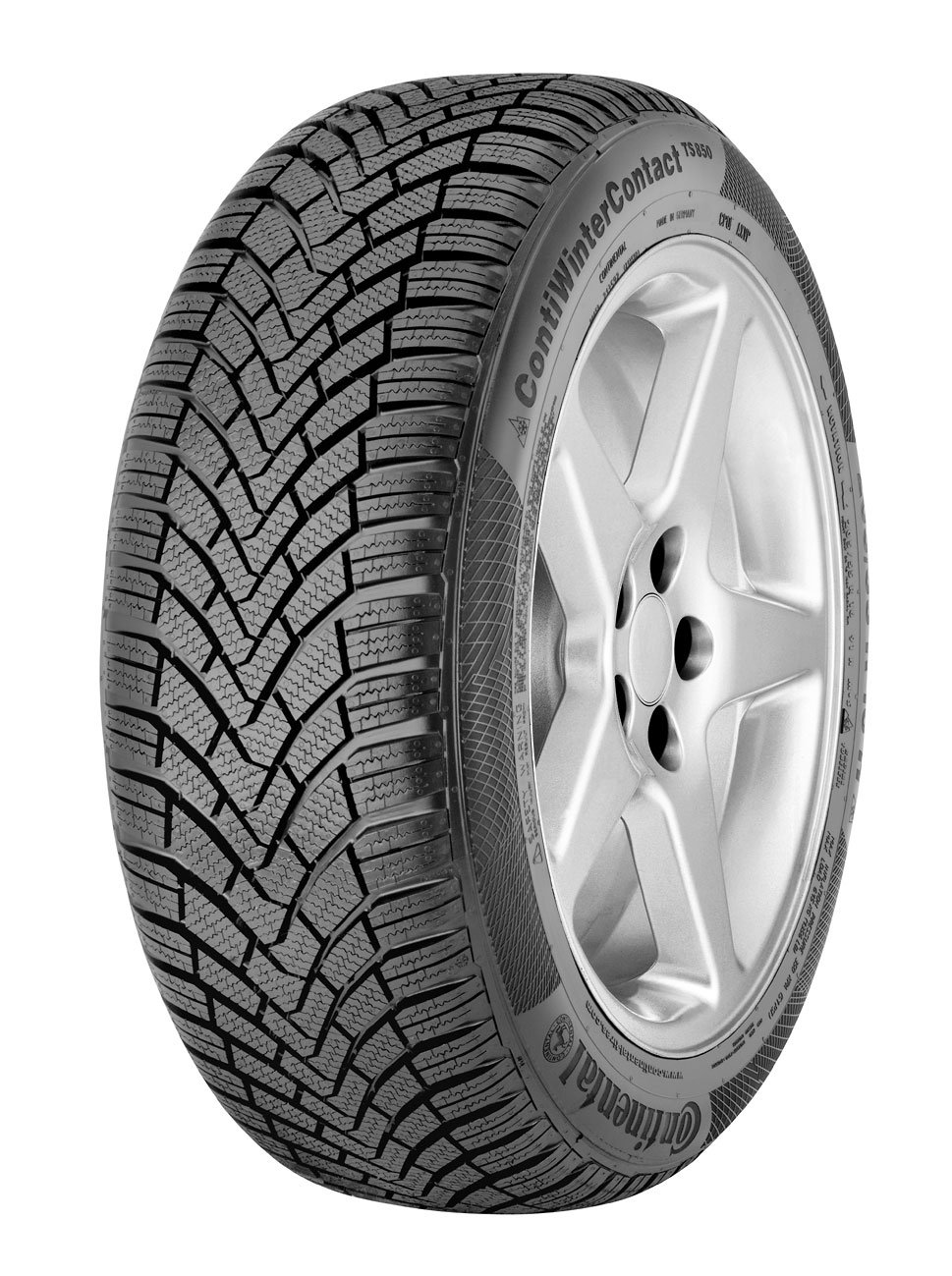 Neumático CONTINENTAL WINTER CONTACT TS850 215/55R16 97 H