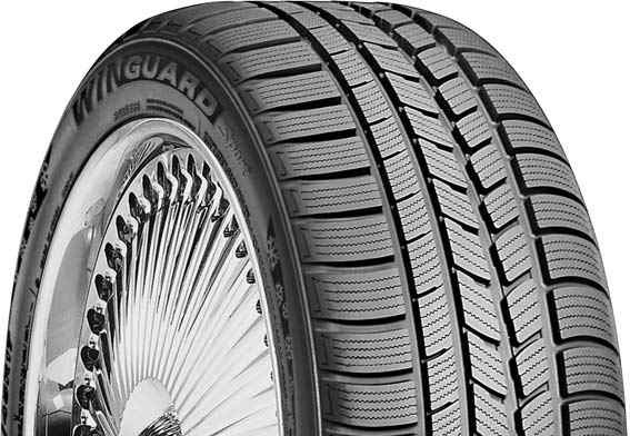 Neumático NEXEN WINGUARD SPORT 205/50R17 93 V