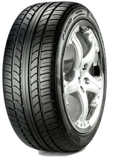 Neumático PIRELLI PZERO ROSSO ASIMETRI 255/60R17 106 V
