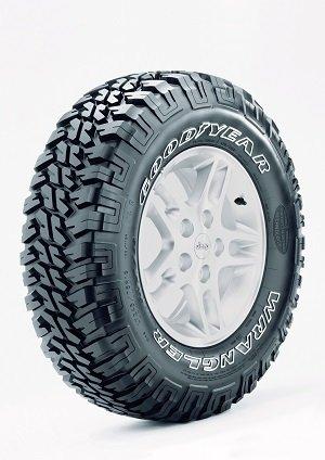 Neumático GOODYEAR WRANGLER MT 245/75R16 120 P