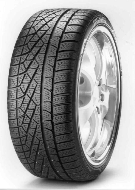 Neumático PIRELLI W240 SOTTOZERO II 245/35R18 92 V
