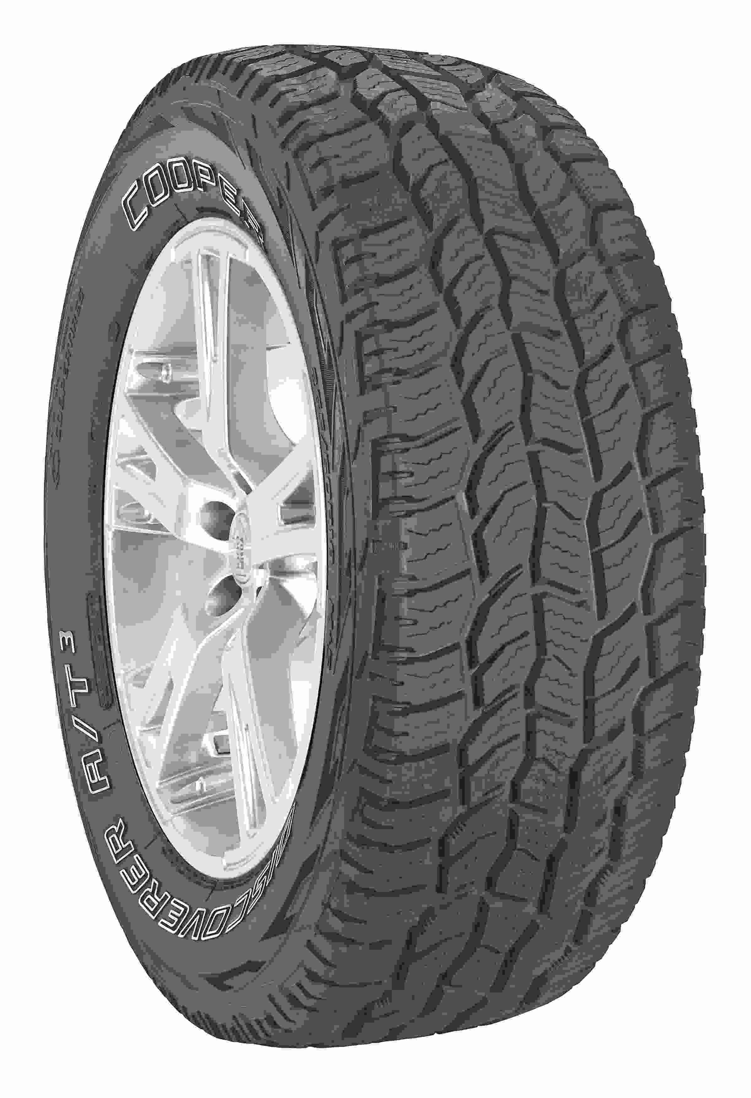 Neumático COOPER DISCOVERER A/T3 245/65R17 107 T