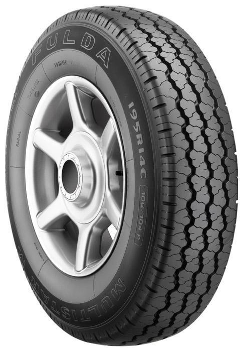 Neumático FULDA MULTISTAR M 185/80R14 102 P
