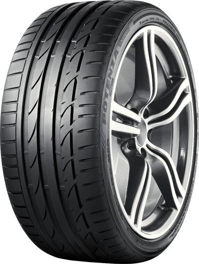 Neumático BRIDGESTONE S001 265/35R18 97 Y