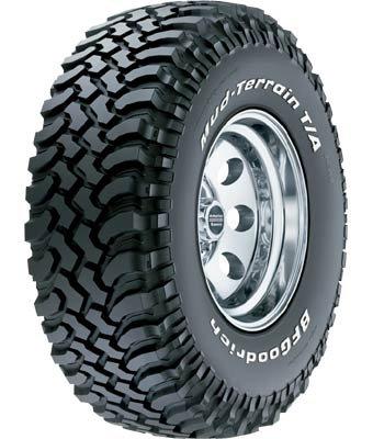 Neumático BF GOODRICH MUD TERRAIN 255/70R16 115 Q