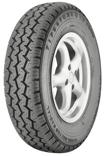 Neumático FIRESTONE CV2000 205/80R14 109 P