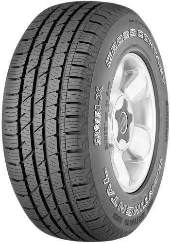 Neumático CONTINENTAL CROSSCONTACT LX 255/70R16 111 T