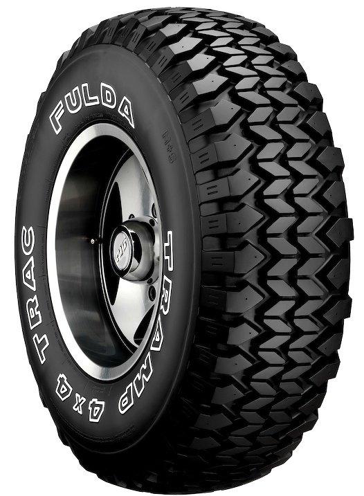 Neumático FULDA TRAMP TRAC 31/105R15 109 Q