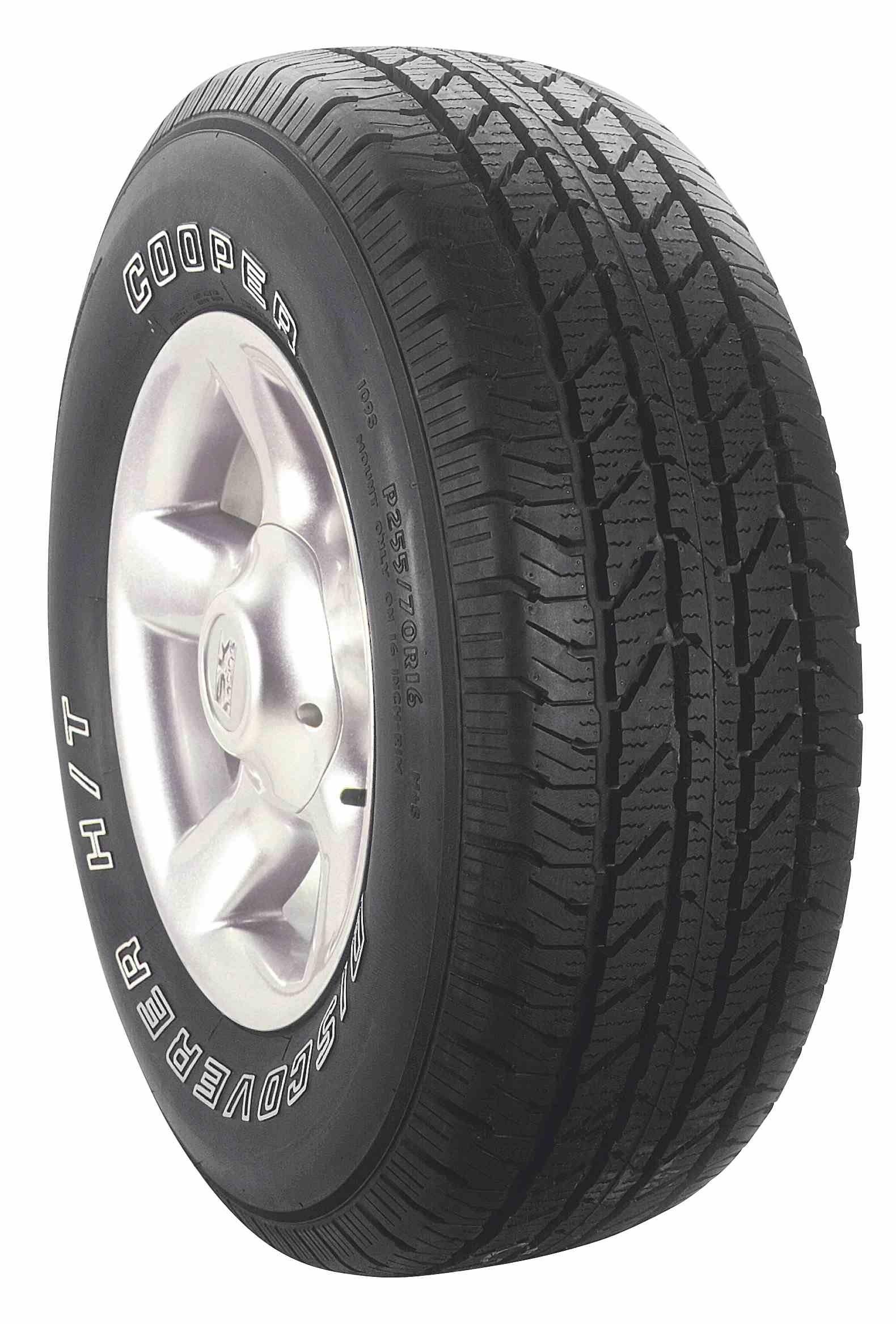 Neumático COOPER DISCOVERER 235/70R16 106 T