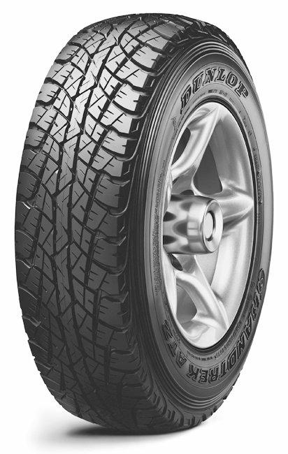 Neumático DUNLOP GRANDTREK AT2 255/70R16 109 S