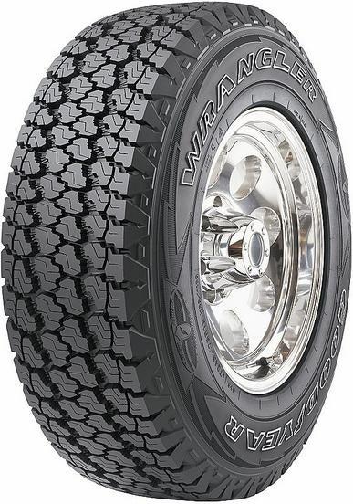 Neumático GOODYEAR WRANGLER SILENT 255/75R17 113 T