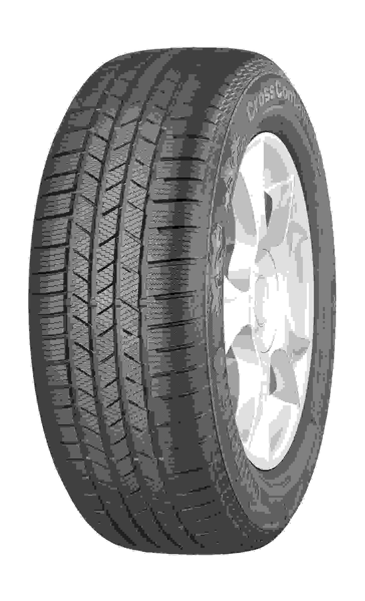Neumático CONTINENTAL CROSSCONTACT WINTER 235/50R18 97 H