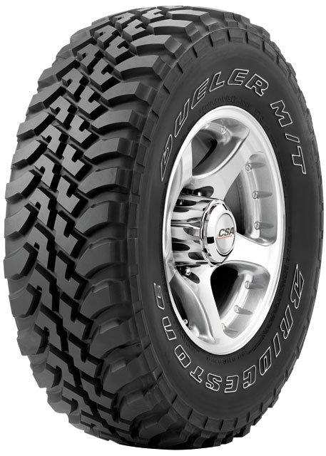 Neumático BRIDGESTONE D673 225/75R16 103 S