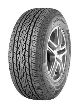 Neumático CONTINENTAL CROSSCONTACT LX 2 255/65R17 110 T