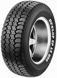 Neumático DUNLOP LT800 195/75R16 107 N