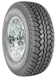 Neumático MASTERCRAFT COURSER A/T 255/65R17 110 S