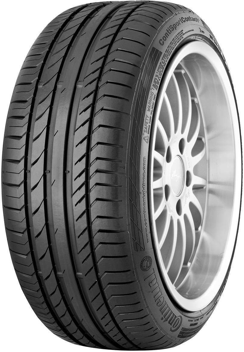 Neumático CONTINENTAL SPORTCONTACT5 255/50R19 103 W