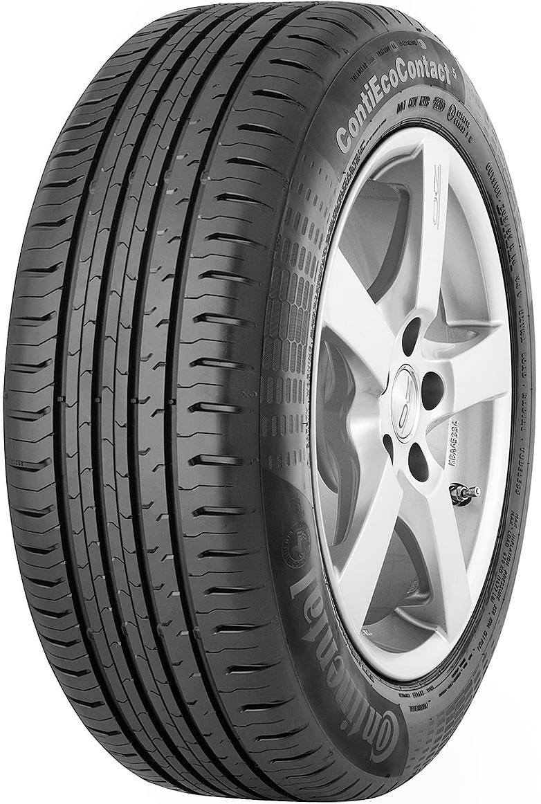 Neumático CONTINENTAL ECOCONTACT5 205/60R16 96 H