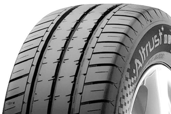 Neumático APOLLO ALTRUST+ 195/75R16 110 R