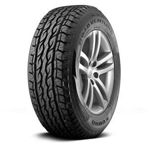 Neumático KUMHO AT61 ROAD VENTURE 255/75R15 110 S