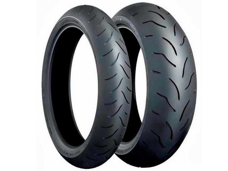 Neumático BRIDGESTONE BT016 PRO 110/70R17 54 W