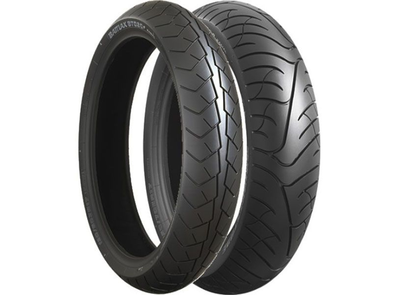Neumático BRIDGESTONE BT020 120/70R18 59 W
