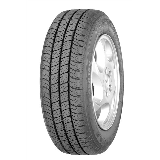 Neumático GOODYEAR CARGO MARATHON 195/75R16 107 R