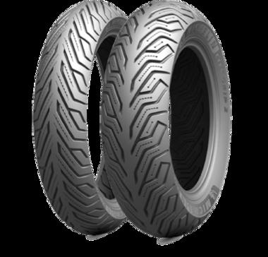 Neumático MICHELIN CITY GRIP  M/C 140/60R14 64 S