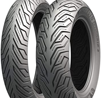 Neumático MICHELIN CITY GRIP Rear  M/C 120/70R11 56 L