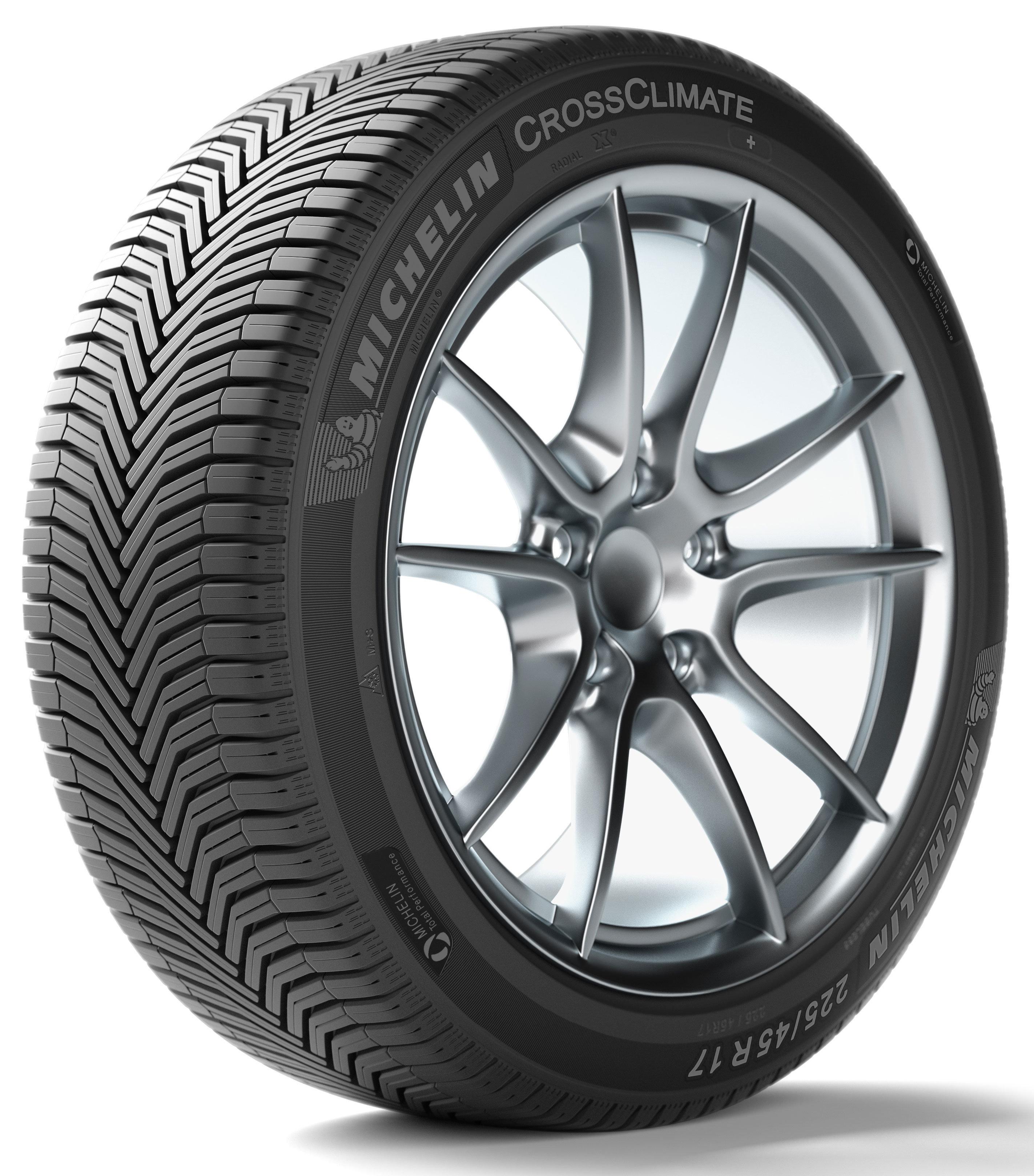 Neumático MICHELIN CROSS CLIMATE+ 185/60R15 88 V