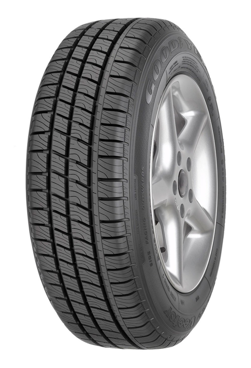 Neumático GOODYEAR Cargo Vector RE3 195/75R16 107 R