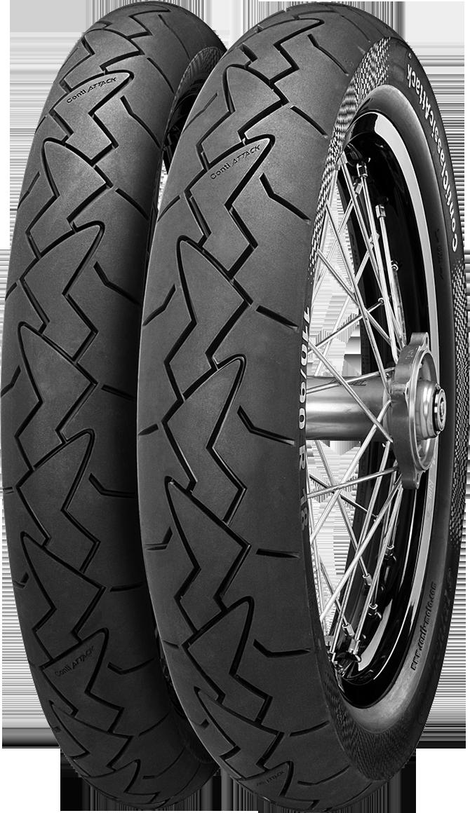 Neumático CONTINENTAL Classic M/C 3/0R10 50 J