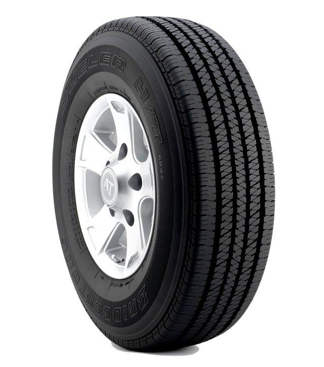 Neumático BRIDGESTONE D684 II 245/70R17 110 S