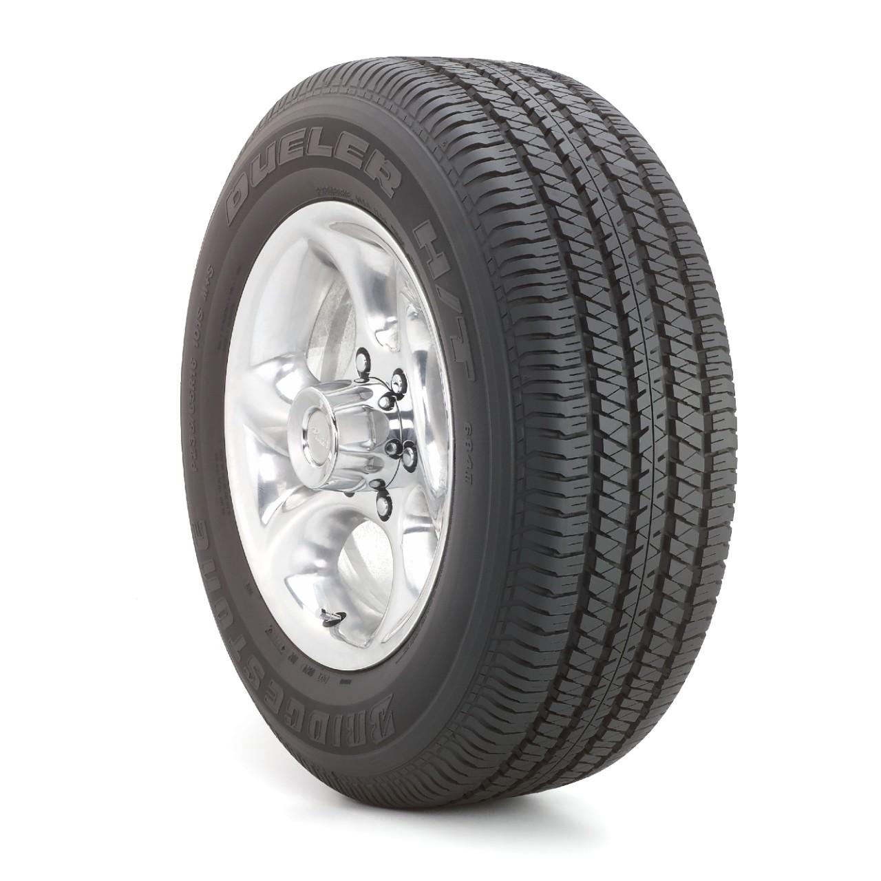 Neumático BRIDGESTONE D684 II 195/80R15 96 S