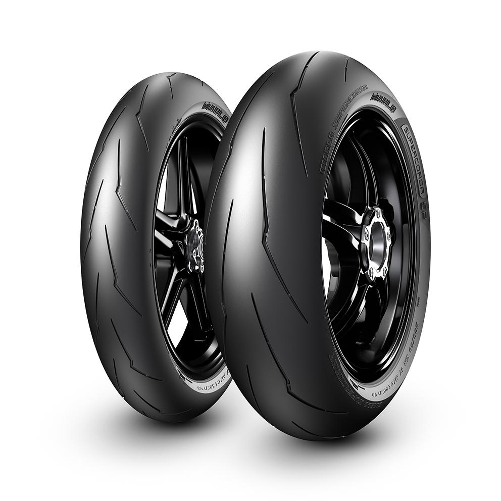Neumático PIRELLI DIABLO SUPERCORSA V2 120/70R17 58 W